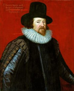 Francis Bacon (1561-1626) - Painting by Paul van Somer